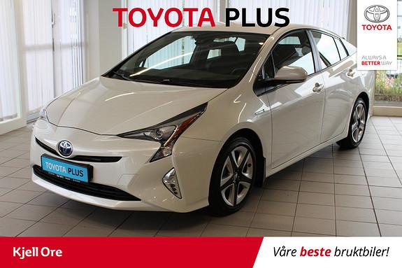 Toyota Prius 1,8 VVT-i Hybrid Active Style  Lav km.stand  2016, 38241 km, kr 215000,-