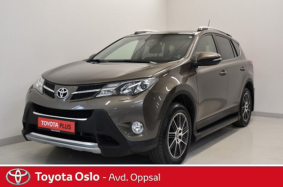 Toyota RAV4 2,0 4WD Executive CVT  2014, 94967 km, kr 308900,-
