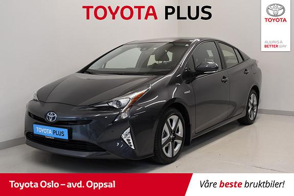 Toyota Prius 1,8 VVT-i Hybrid Executive  2017, 7228 km, kr 278900,-