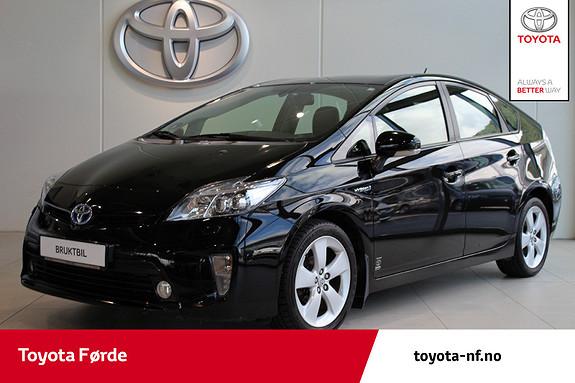 Toyota Prius 1,8 VVT-i Hybrid Executive  2014, 94800 km, kr 165000,-