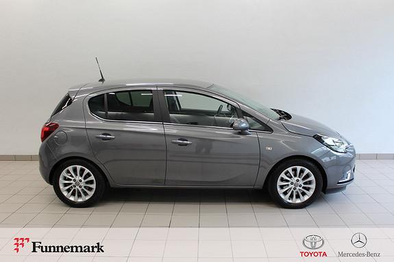 Opel Corsa 1,0 90hk Turbo Premium Meget pen og velholdt!/ Lav km!  2015, 26000 km, kr 129000,-