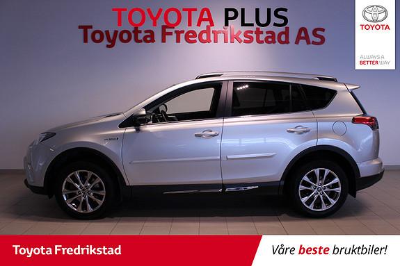 Toyota RAV4 Hybrid AWD Executive  2016, 41500 km, kr 389000,-
