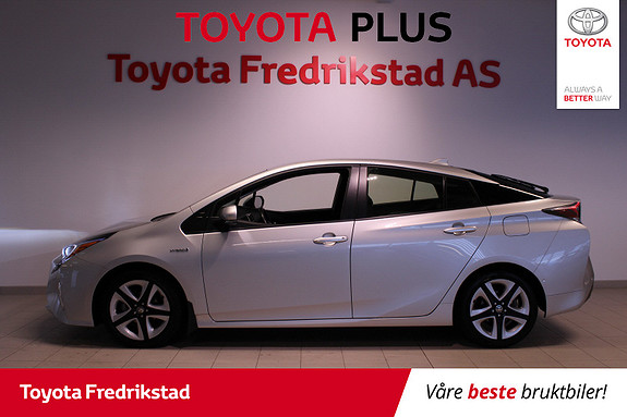 Toyota Prius 1,8 VVT-i Hybrid Executive  2018, 72000 km, kr 299000,-