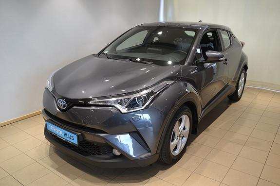 Toyota C-HR 1,8 WT-i Hybrid Active  2018, 10600 km, kr 299000,-