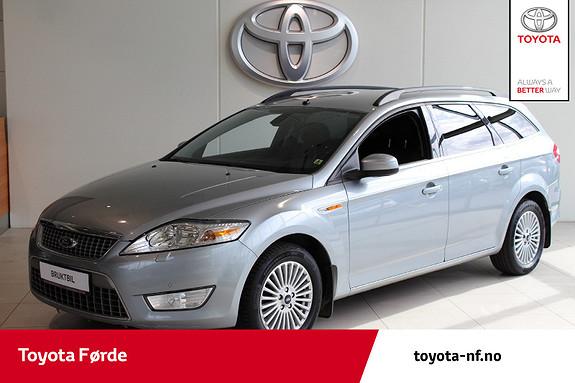 Ford Mondeo 2,0 TDCI 115hk Titanium  2010, 119000 km, kr 89000,-