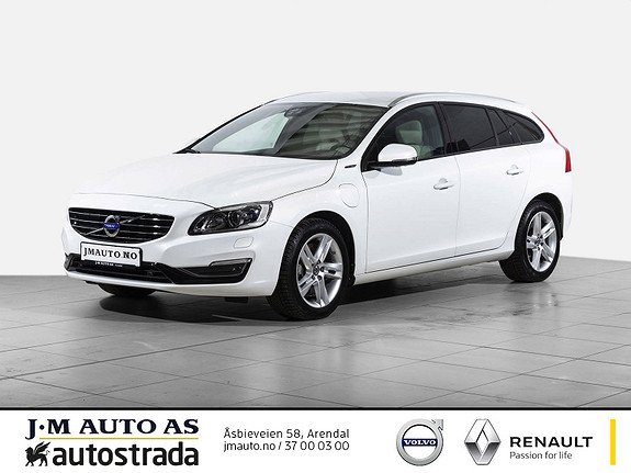 Volvo V60 D5 Special Edition Twin Engine