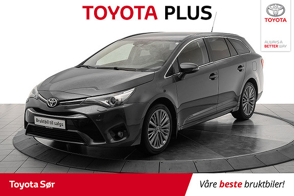 Toyota Avensis Touring Sports 1,8 Active Style M-drive 7S  2016, 26376 km, kr 259000,-