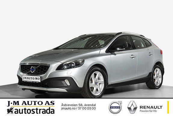 Volvo V40 Cross Country T4 AWD Summum aut VOC, RTI, R-Kamera ++