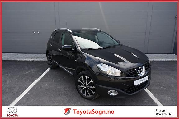 Nissan Qashqai 1,5 dCI DPF Tekna  2011, 157000 km, kr 89000,-