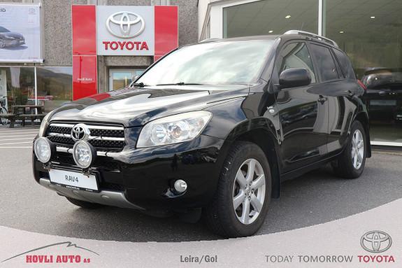 Toyota RAV4 2,2 D-4D 136hk DPF Cross Sport H.feste // EU OK 2020  2008, 181163 km, kr 99900,-