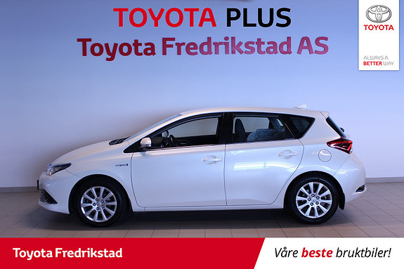 Toyota Auris 1,8 Hybrid E-CVT Active  2016, 39000 km, kr 199000,-