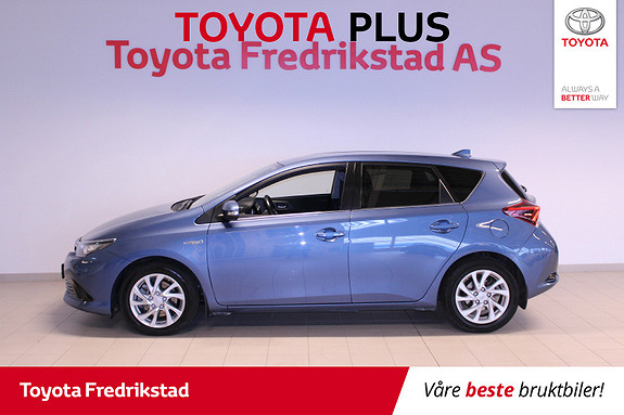 Toyota Auris 1,8 Hybrid E-CVT Active  2017, 45400 km, kr 209000,-