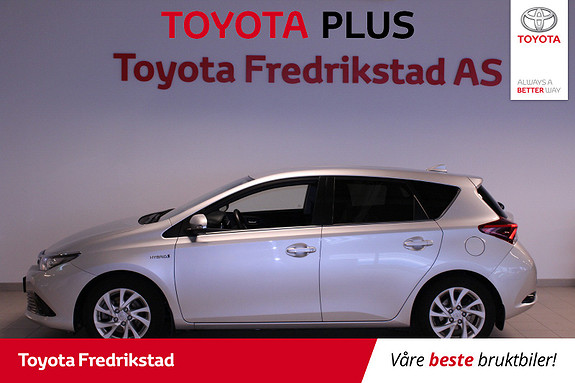 Toyota Auris 1,8 Hybrid E-CVT Active Sport  2017, 49700 km, kr 209000,-