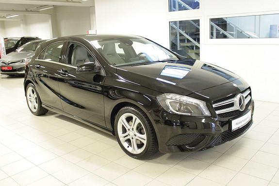 Mercedes-Benz A-Klasse A200 CDI Aut. Innbytte/Finans  2013, 59636 km, kr 199000,-
