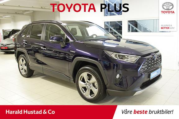 Toyota RAV4 Hybrid 2WD Executive aut  2019, 10447 km, kr 515000,-
