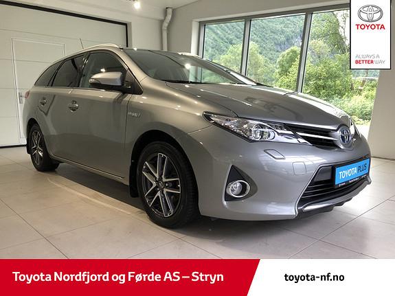 Toyota Auris 1,8 Hybrid E-CVT Active+  2015, 72110 km, kr 179000,-