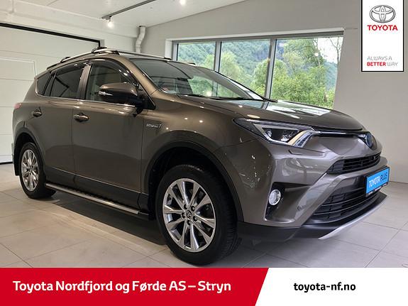 Toyota RAV4 Hybrid 4WD Executive  2016, 50044 km, kr 395000,-