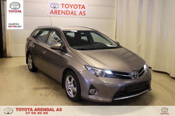 Toyota Auris Touring Sports 1,8 Hybrid Active  2014, 102000 km, kr 149000,-