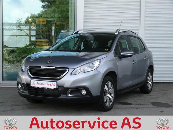 Peugeot 2008 Allure 1,2 VTi 82hk  2013, 35000 km, kr 129000,-