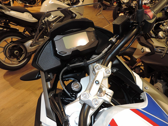 Bilbilde: BMW G310GS Tilbud