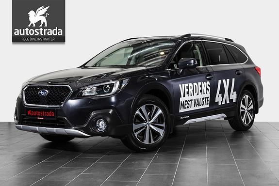 Subaru Outback 2.5  I Premium Offroadpakke