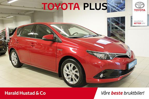 Toyota Auris 1,8 Hybrid E-CVT Active Sport Innbytte/Finans  2016, 45978 km, kr 214000,-