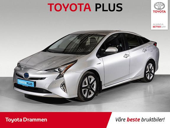 Toyota Prius 1,8 VVT-i Hybrid Executive  2016, 31170 km, kr 229000,-