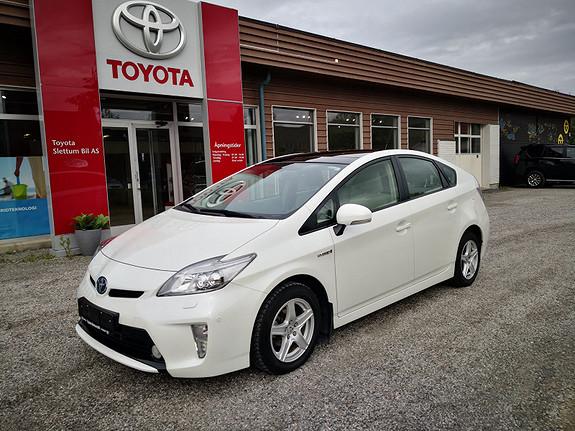 Toyota Prius 1,8 VVT-i Hybrid Executive skinnseter  2014, 90807 km, kr 189000,-