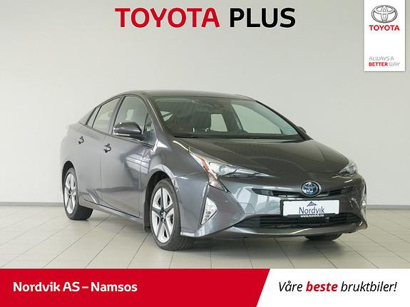 Toyota Prius 1,8 VVT-i Hybrid Executive Nytectylert  2016, 66807 km, kr 229000,-