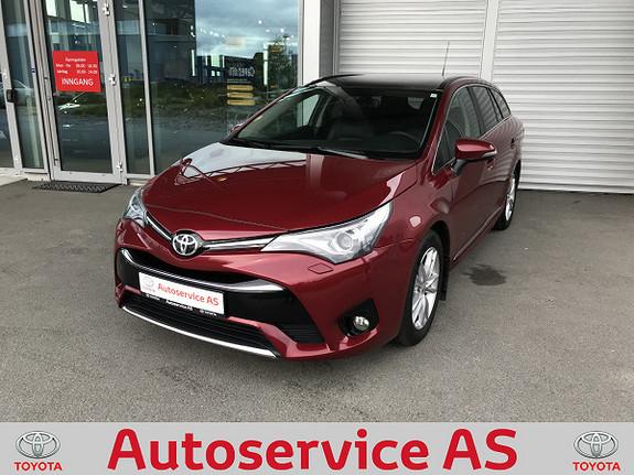 Toyota Avensis Touring Sports 1,8 Premium Multidrive 7S  2017, 72000 km, kr 289000,-