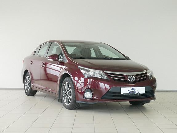 Toyota Avensis 2,0 D-4D 124hk Advance  2013, 191600 km, kr 99000,-