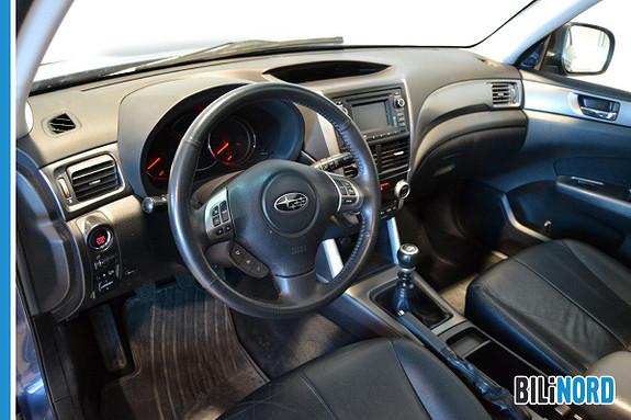 Bilbilde: Subaru Forester