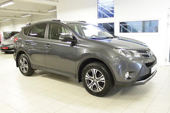 Toyota RAV4 2,0 D-4D 2WD Active  2013, 77336 km, kr 199000,-