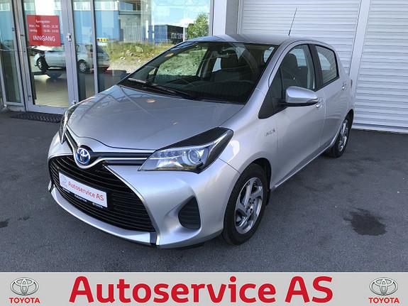 Toyota Yaris 1,5 Hybrid Active e-CVT  2015, 6000 km, kr 169000,-