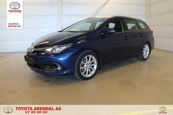 Toyota Auris Touring Sports 1,8 Hybrid Active Velholdt bil  2015, 49500 km, kr 189000,-