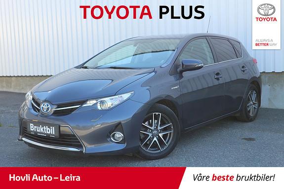 Toyota Auris 1,8 Hybrid E-CVT Active+ // Meget pen // Godt utstyrt  2014, 82000 km, kr 159900,-