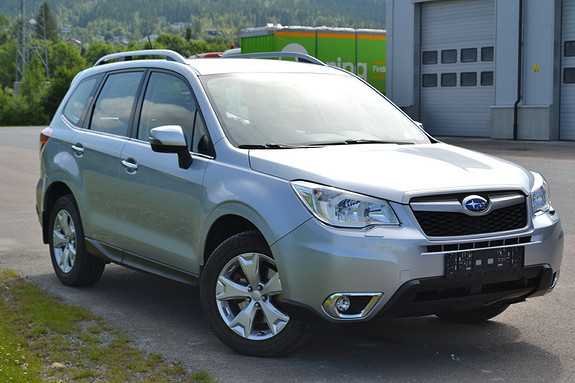 Subaru Forester 2.0D Classic Lineartronic  2015, 56000 km, kr 314000,-