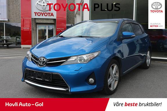 Toyota Auris 1,6 Valvematic Style aut H.feste// Motorvarmer  2015, 86620 km, kr 179900,-