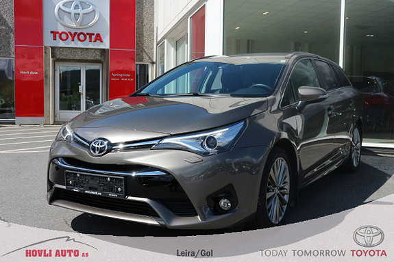 Toyota Avensis Touring Sports 1,8 Active Style M-drive 7S Skinnseter  2016, 31341 km, kr 249900,-