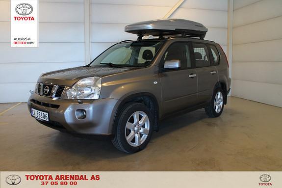 Nissan X-Trail 2,0 dCI 150hk SE Bluetooth/DAB/Cruisecontroll  2009, 175000 km, kr 105000,-