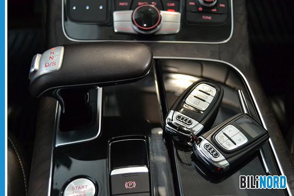 Bilbilde: Audi A8