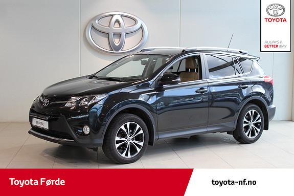 Toyota RAV4 2,2 D-CAT 4WD Exective aut 150HK  2015, 48849 km, kr 334000,-