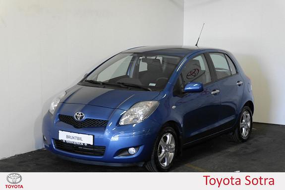 Toyota Yaris 1,33 S-Edition S&S  2011, 52600 km, kr 89000,-