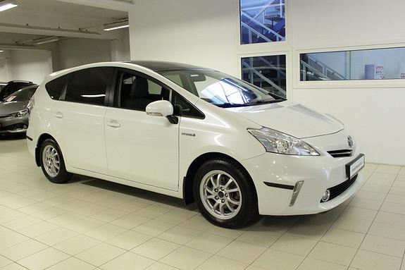 Toyota Prius+ Seven 1,8 VVT-i Hybrid Executive Skyview  2012, 98000 km, kr 189000,-