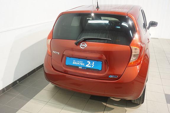 Bilbilde: Nissan Note