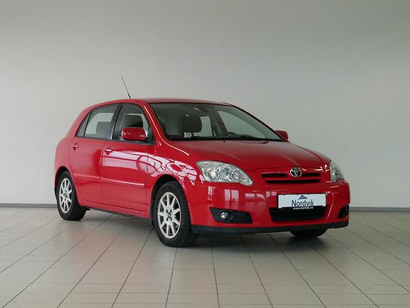 Toyota Corolla 1,4 Sol Flott Corolla med lav km  2005, 137736 km, kr 45000,-
