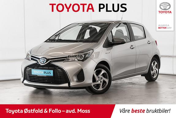 Toyota Yaris 1,5 Hybrid Active e-CVT / P.SENSOR /  2015, 57200 km, kr 148000,-