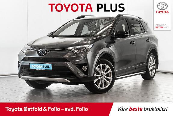Toyota RAV4 Hybrid AWD Executive  2018, 17899 km, kr 455000,-