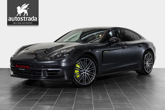 Porsche Panamera 4E Hybrid SportDesign/Sportseksos 462hk  2018, 22000 km, kr 1379000,-