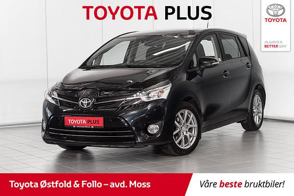 Toyota Verso 1,8 VVT-i Executive Multidrive S 7s / KROK / P.SENSOR /  2015, 83301 km, kr 239000,-